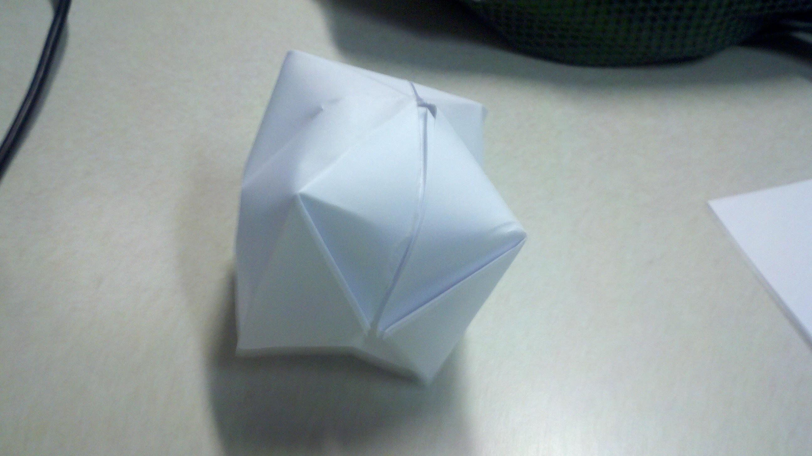 blow up origami effects masturbation